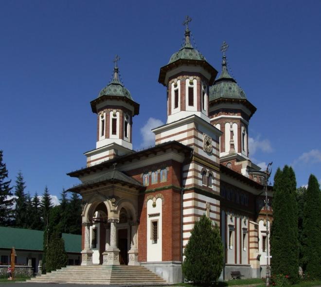 Mânăstirea Sinaia